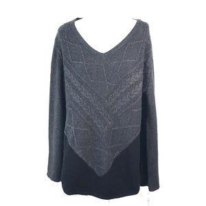 Style&Co 3X Women's Plus Pullover.Cotton,Acrylic
